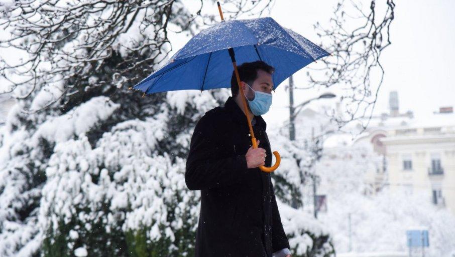 JAČA ANTICIKLON NAD SRBIJOM: Srpski meteorolog otkrio šta nas čeka u februaru i kada će zima biti gotova!