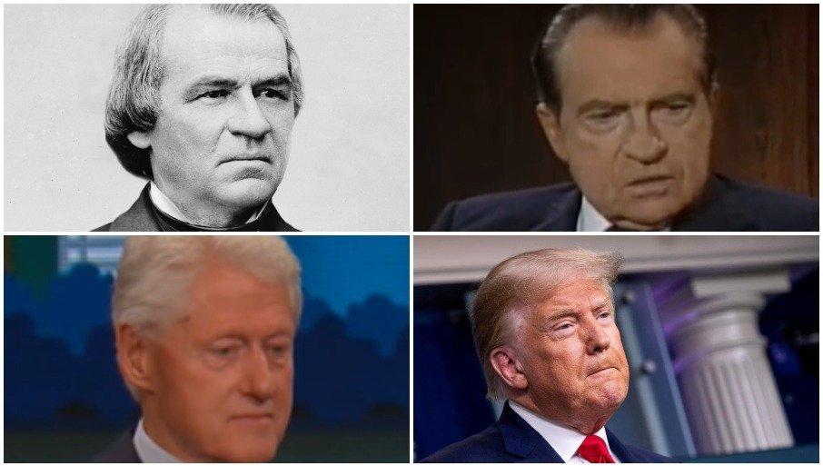 ТРАМП НИЈЕ ПРВИ ПРЕДСЕДНИК КОЈИ ЈЕ ОПОЗВАН: Ево како су се извукли Џонсон, Клинтон и Никсон