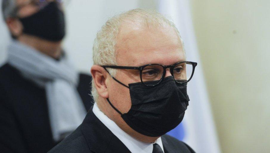 VESIĆ O POLICIJSKOM ČASU: Zašto to nisu tražili u novembru - Grad Beograd će uvek glasati protiv novih restrikcija!