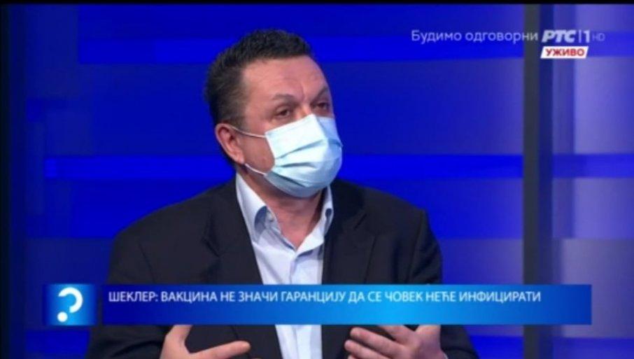 DOKTOR ŠEKLER DAO ODGOVORE: Ovo su tri pitanja o vakcinaciji koja zanimaju celu Srbiju