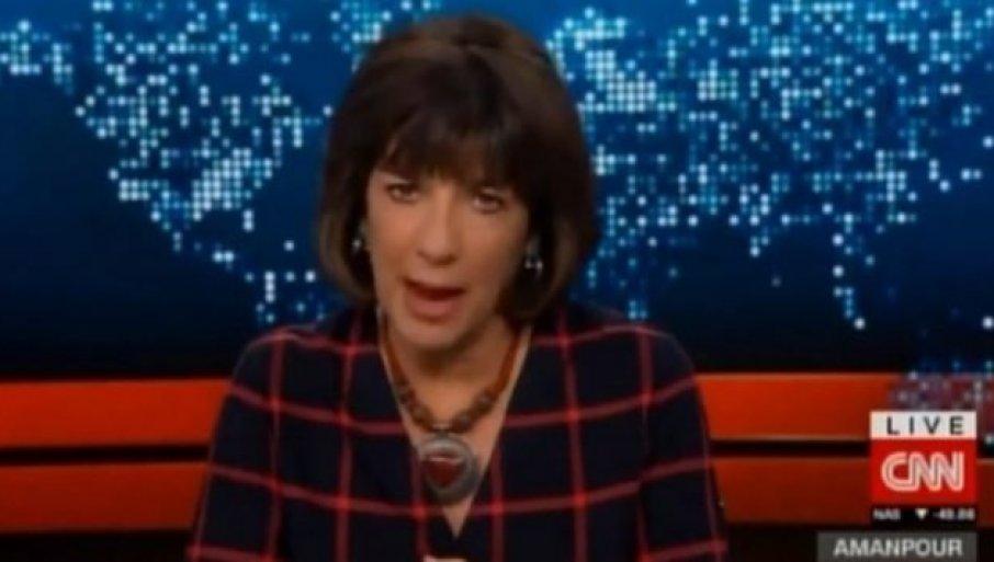 DECENIJAMA LAGALA PROTIV SRBA: Kristijan Amanpur otkrila kako je manipulisala vestima! (VIDEO)