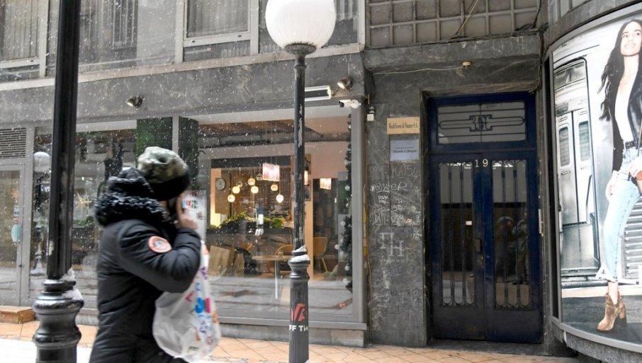 ZGRADA U CENTRU BEOGRADA GODINAMA KRILA JEZIVU TAJNU: Ovde je Mika držao časove glume i birao svoje žrtve (FOTO)