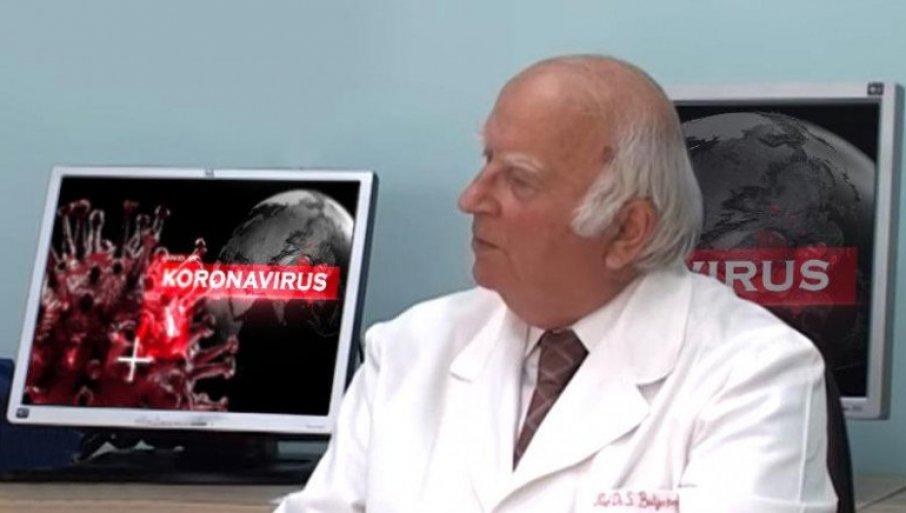 PREMINUO POZNATI SRPSKI INFEKTOLOG: Doktor Stevan Baljošević umro posle duge i teške bolesti