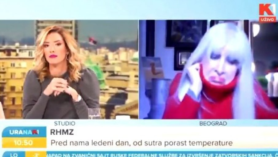 SRBIJA ZGROŽENA: Jelena Tinska napala Milenu i devojke koje su prijavile Aleksića, Jovana Joksimović u neverici slušala bljuvotine (VIDEO)