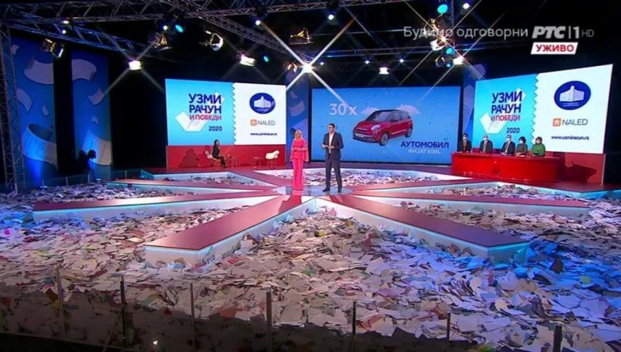 """UZMI RAČUN I POBEDI: Evo ko su srećni dobitnici """"Fiata 500L"""""""