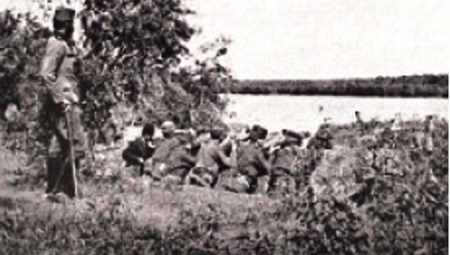 ČETNICI NA ĐAVOLjEM OSTRVU: Dobrovoljci spremni da se žrtvuju predstavljali su strah i trepet za vojsku Franca Josifa