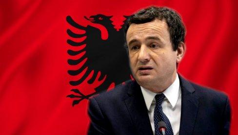 KURTI PRIZNAO: Vučić je najveći problem lažne države Kosovo