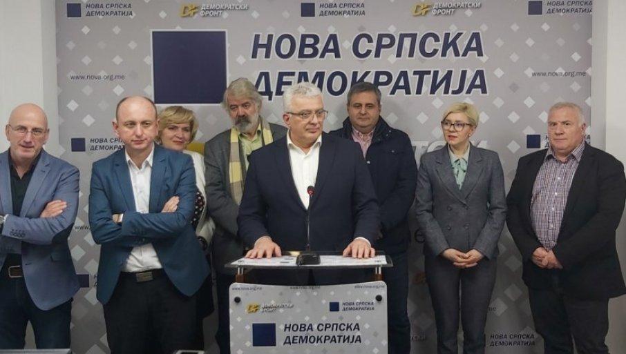 DEMOKRATSKI FRONT: Neki koriste pregovore o rekonstrukciji Vlade da odlože popis