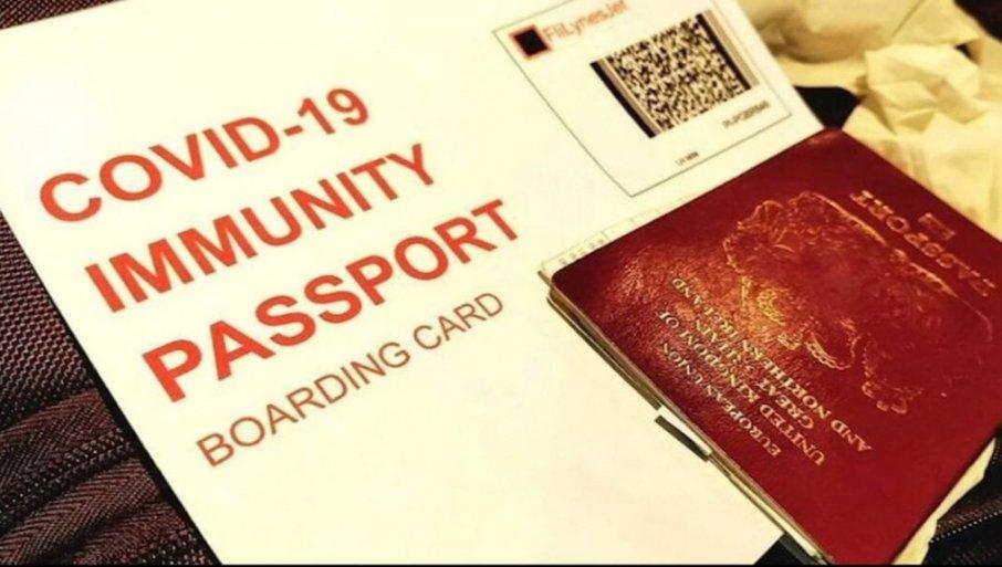 MAČ SA DVE OŠTRICE: UTAS prokomentarisali uvođenje Kovid pasoša