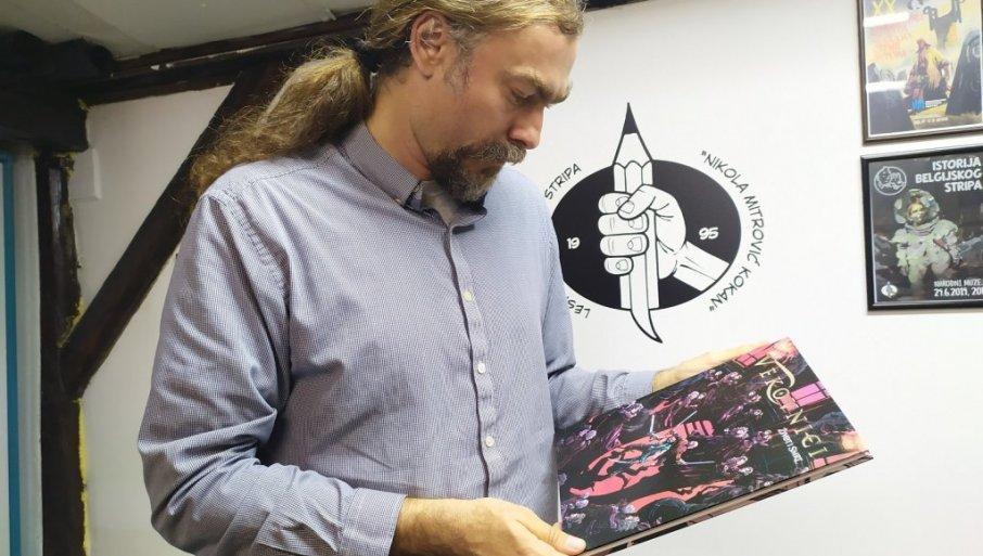 Autor i strip