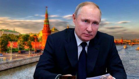 ПАКЛЕНИ ПЛАН ЗАПАДА: Путин разоткрио велику заверу против Русије и Кине