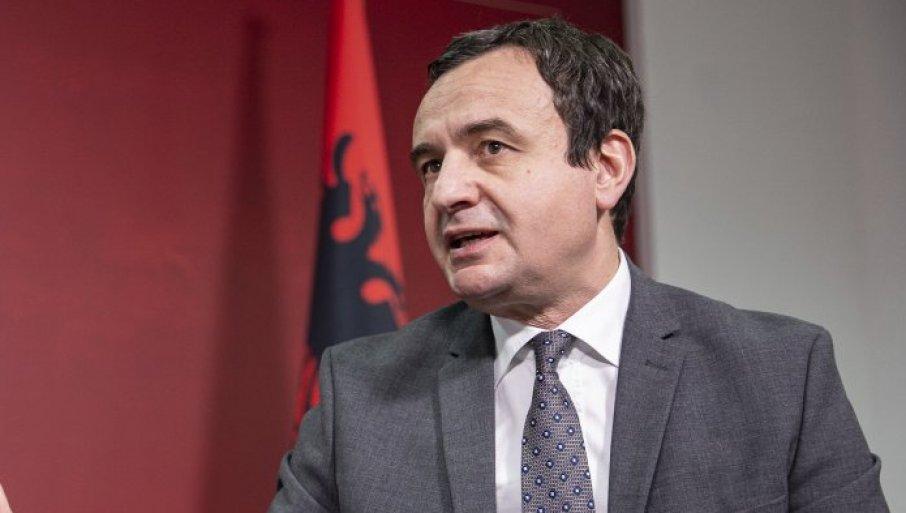 POTEZ OČAJNIKA: Kurti tražio od Grčke da prizna lažnu državu