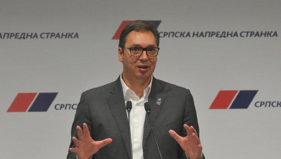 PREDSEDNIK DANAS U KURŠUMLIJI: Vučić se sastaje sa predstavnicima Srba sa Kosovu i Metohiji