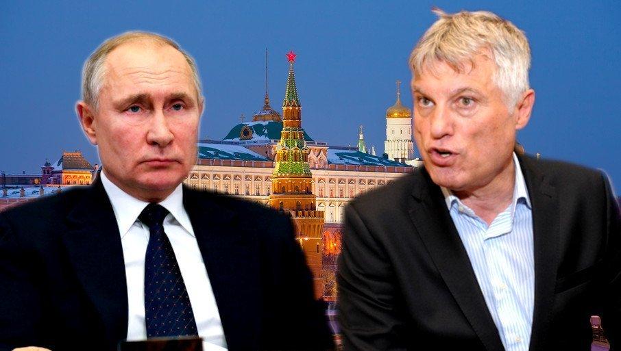 LAZANSKI SE JAVIO IZ MOSKVE: Putin je poslao jasnu poruku (VIDEO)