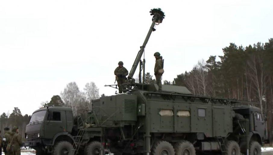 """SRBIJA KUPUJE UBICU DRONOVA KOJI MOŽE DA OSLEPI """"AVAKS"""" Domet ruskog sistema je i do 400 kilometara (VIDEO)"""