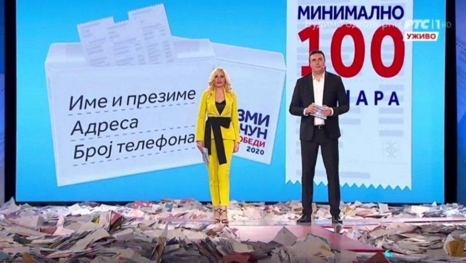 """OVO SU DOBITNICI AUTOMOBILA """"FIJAT 500L"""": Poslenje izvlačenje u nagradnoj igri """"Uzmi račun i pobedi"""""""