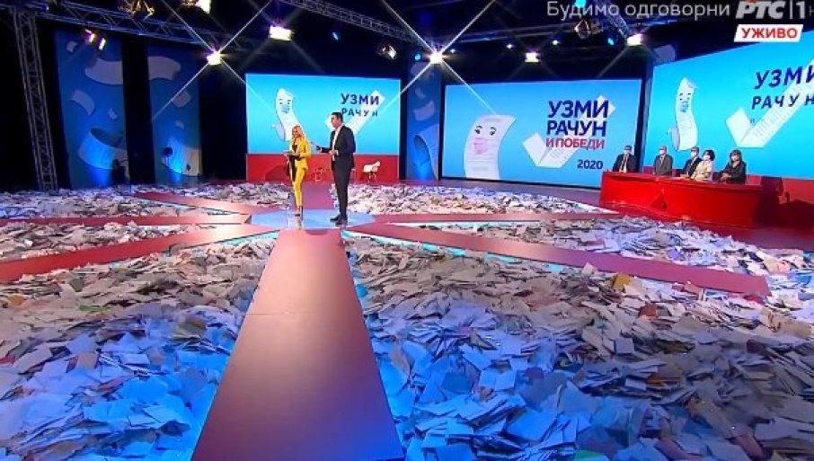"""BIĆE VIŠE NAGRADA NEGO RANIJE: Ministar Mali najavio još dva kola igre """"Uzmi račun i pobedi"""""""