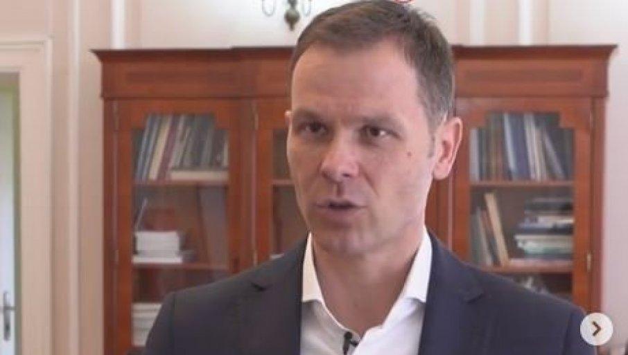 ZA PRIJAVU DOVOLJNO MANJE OD JEDNOG MINUTA: Ministar Siniša Mali o trećem paketu mera pomoći države (VIDEO)