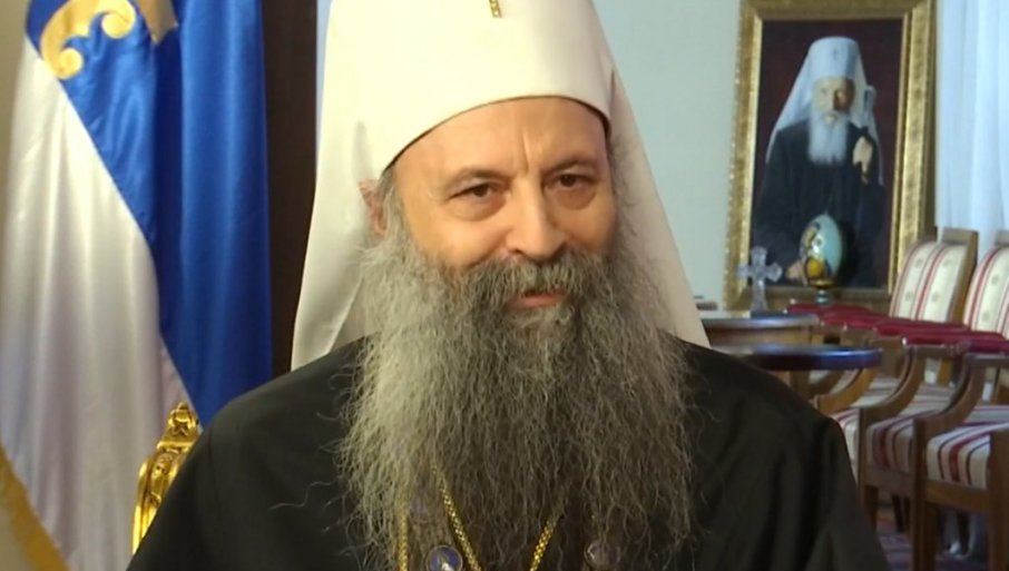 OGLASILA SE SPC: Patrijarh je bio u kontaktu sa inficiranim sveštenikom