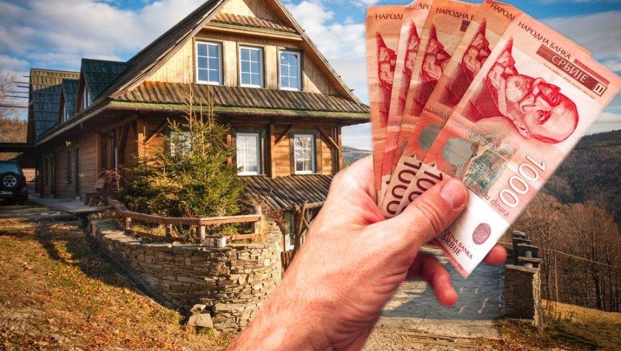 OVDE JE NAJJEFTINIJE ZEMLJIŠTE U SRBIJI: Samo 10 evra po aru, u dva grada rekordno niska cifra