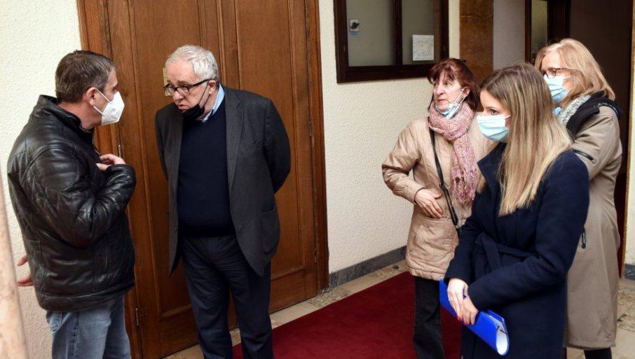 Породице несталих Срба са Космета од председника САНУ захтевале да повуче изјаву о независности КиМ!