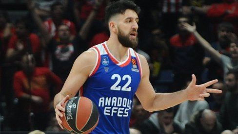 KORAK DO F4: Vasilije Micić predvodio Efes do pobede nad Real Madridom