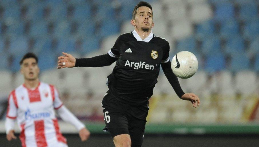 STEVANOVIĆ PRED MEČ U AZERBEJDŽANU: Ne bih imao ništa protiv ni da pobedimo golom u 90. minutu