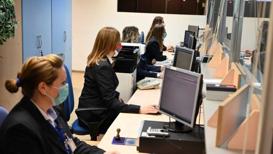 NOVO RADNO VREME ŠALTERA MUP-a: Evo do kada i gde možete podneti zahteve za izdavanje ličnih dokumenata