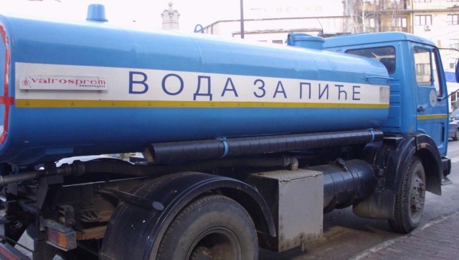 UVEDENA VANREDNA SITUACIJA U TOPOLI: Zbog nedostatka vode se primenjuju restrikcije, kritičan period se tek očekuje