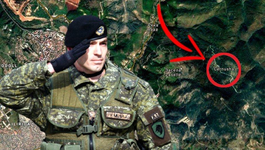 НОВОСТИ НА ЛИЦУ МЕСТА: Албанци граде базу изнад Северне Митровице, Срби ће им бити као глинени голубови (ФОТО)