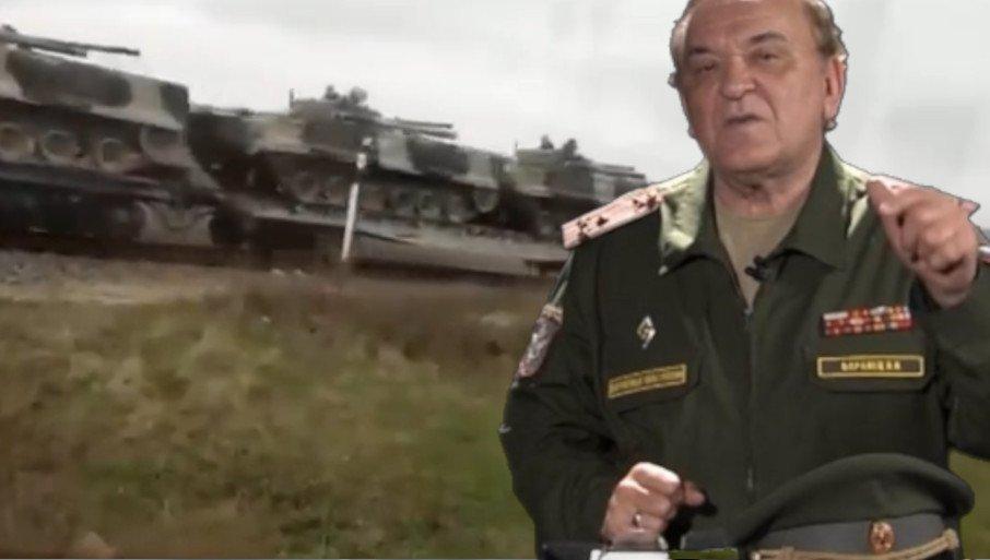 УКРАЈИНА И САД ДРХТЕ ОД УЖАСА! Руске трупе кренуле - пуковник Баранец о ситуацији у Донбасу (ВИДЕО)