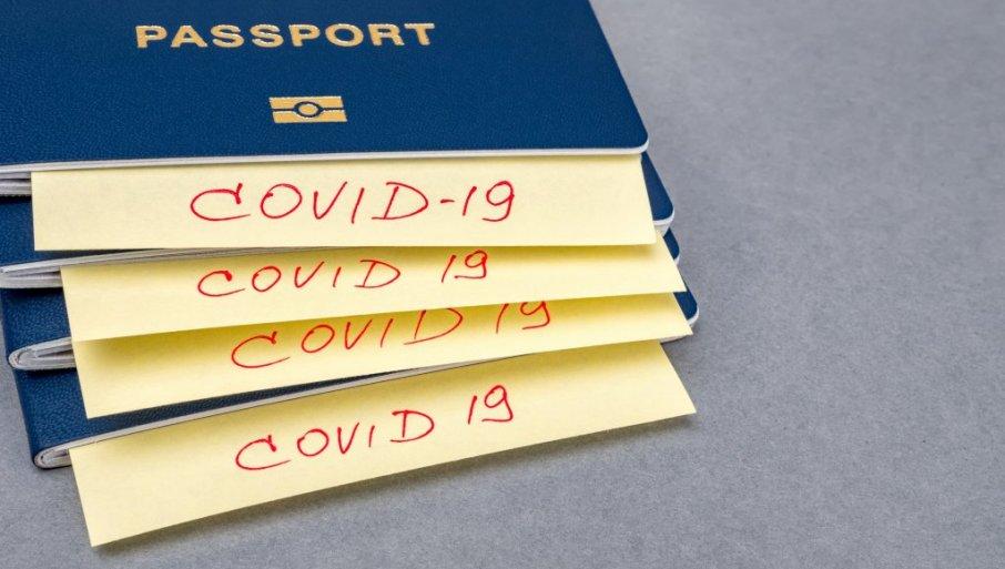 ČLANICE EVROPSKE UNIJE SE FORMALNO DOGOVORILE: Uvode se kovid pasoši - putovanja moguća već od kraja juna