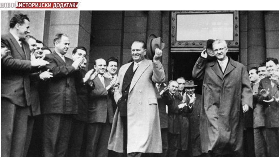 ISTORIJSKI DODATAK - TITO KUMOVAO NAZIVU UŽA SRBIJA: Pokrajine su zbog nedorečenosti Ustava na mala vrata dobijale status republika