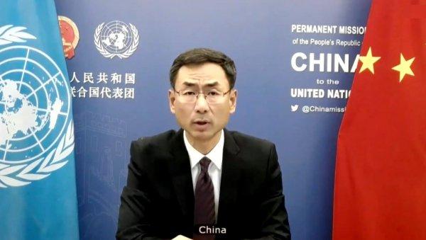 ЈОШ ЈЕДНА СИЛА УЗ НАШУ ЗЕМЉУ: Кина на седници СБ УН поручила - Поштујте територијални интегритет Србије