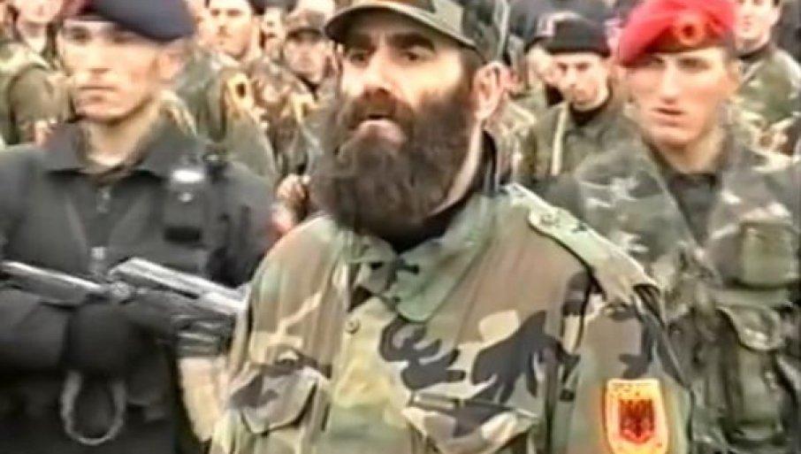 RAGMI MUSTAFA OBJAVIO: Počeli radovi za spomenik komandantu Lešiju, albanski terorista dobija mauzolej bez dozvole