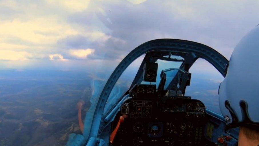 """ČUVARI SRPSKOG NEBA U AKCIJI: Vojska Srbije spremna za vežvu """"Odgovor 2021"""" (VIDEO)"""