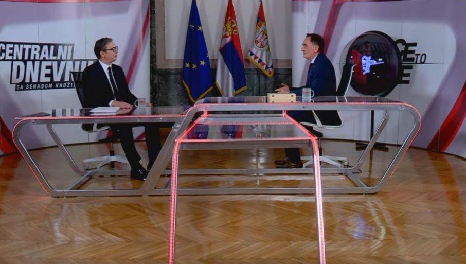"""CILJ SRBIJE JE MIR U REGIONU: Predsednik istakao - """"Ceo region treba da sarađuje, o svim problemima treba da govorimo ozbiljno!"""""""