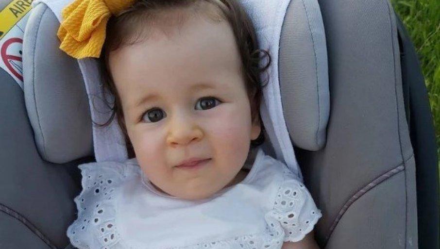 PRIMILA JE NAJSKUPLJI LEK NA SVETU: Mala Sofija se vratila iz Amerike i sada je sve mnogo bolje