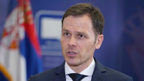 МИНИСТАР МАЛИ: До краја следеће недеље сви пријављени грађани добиће првих 30 евра помоћи