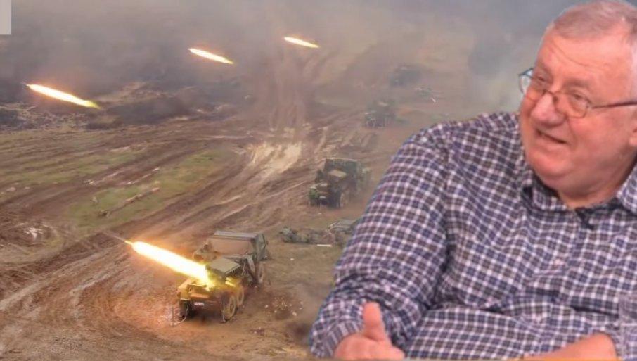 ŠEŠELJ O VOJNOJ BAZI HRVATA I ALBANACA NA KiM: Neka se ne iznenade ako ih jednog dana zaspemo raketama i sve uništimo tamo (VIDEO)