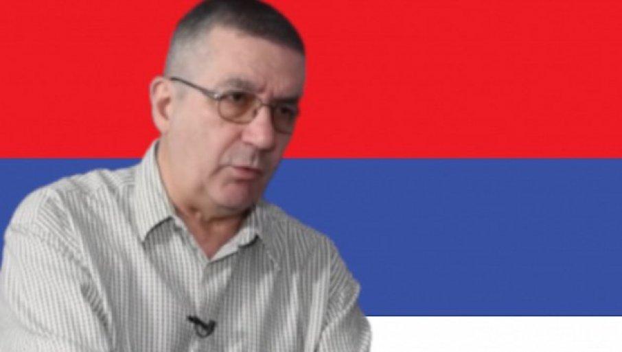 SRĐA TRIFKOVIĆ UPOZORAVA: Ugrožen opstanak srpske nacije, moramo odoleti pritiscima sa zapada (VIDEO)