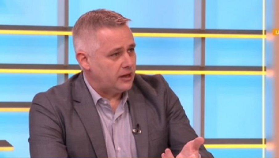 IGOR JURIĆ NAPUSTIO SASTANAK U MUPU: Hitno se oglasili iz Ministarstva - evo šta je razlog