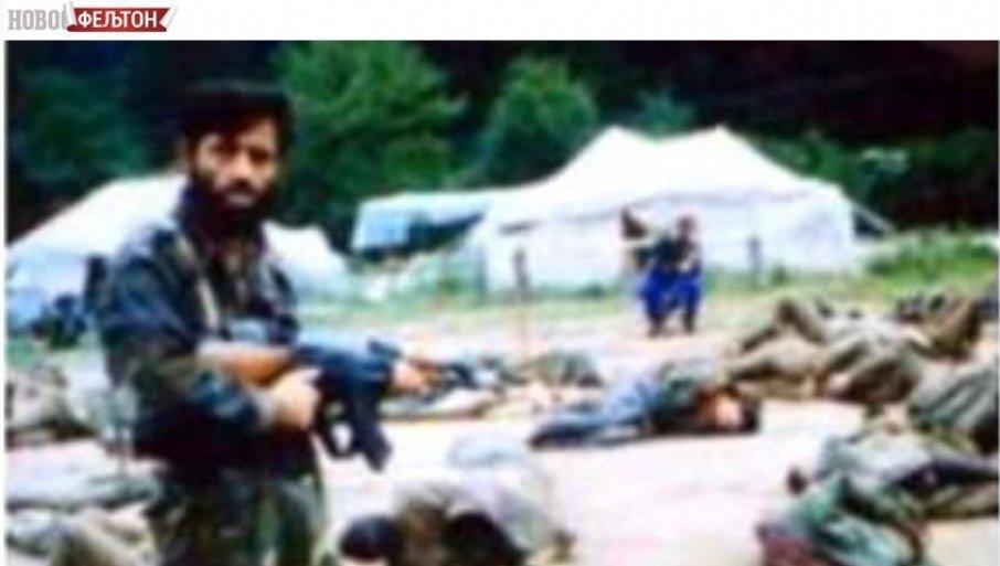 FELJTON - IZETBEGOVIĆ UKLANJA SVEDOKE: Mušan Topalović Caco je ubijen jer je previše znao i mogao je da optuži muslimanske političke lidere