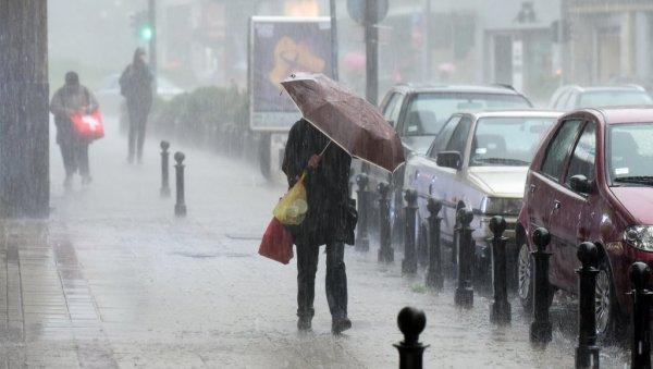 PREVISIÓN METEOROLÓGICA PARA EL DOMINGO 29 DE AGOSTO: Otoño cuando el tiempo no es el adecuado, mayormente nublado y frío nos espera