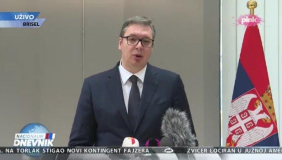 ZAPAMTILI SA SI-EN-ENA: Vučić otkrio koje reči na engleskom rusofobni političari iz regiona jedino znaju