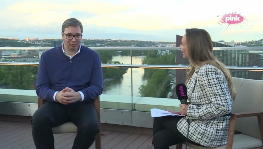 HAOS BI IZBIO DA SE KFOR POVUČE: Vučić otkrio šta su mu o Kosovu i Metohiji rekli u Briselu