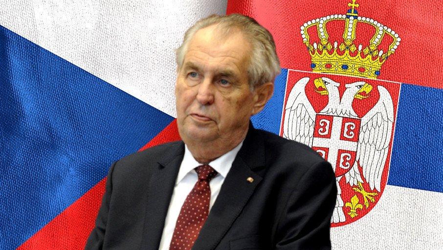 """ZAŠTO SAM SE IZVINIO SRBIMA? Zeman objasnio sve - """"Kada su nas izdali Zapad i Istok, Srbi su bili uz nas"""""""