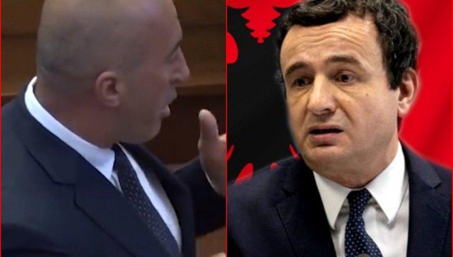 ZLOČINAC U PANICI! Haradinaj opleo po Kurtiju i progovorio o velikoj opasnosti za lažnu državu Kosovo
