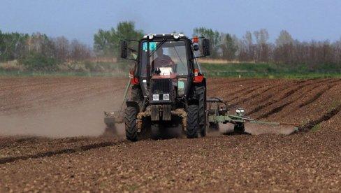 POČELA JESENJA SETVA: U Topličkom kraju planirana na 8.000 hektara