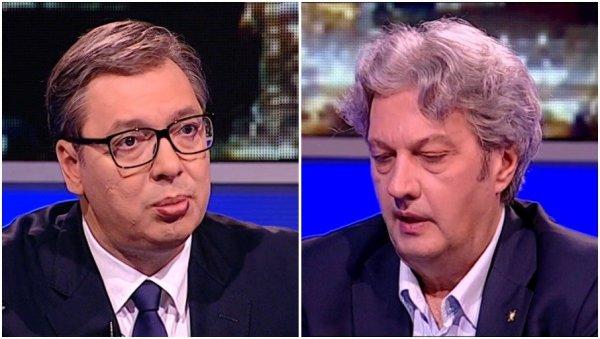 ВУЧИЋ У ЋИРИЛИЦИ: Врхунац притисака ће бити од октобра до марта, нема места паници